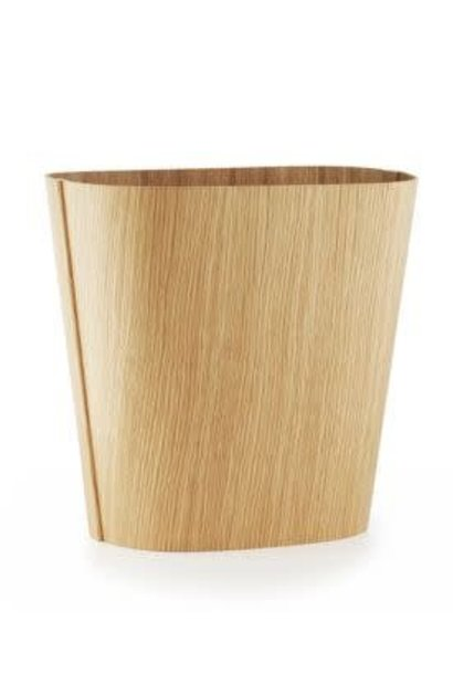 Tales of wood - office bin - oak