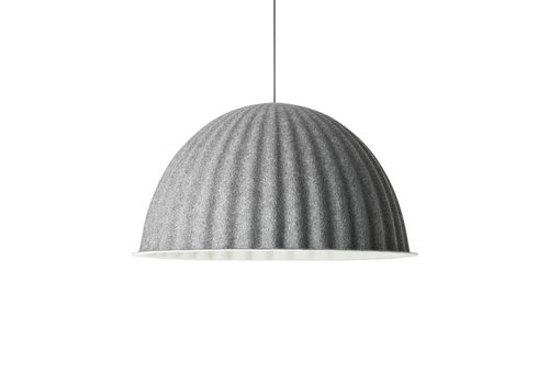 MUUTO Under The Bell - Pendant Lamp - grijs