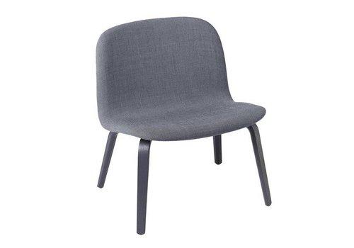 MUUTO VISU lounge chair - Bluish Black