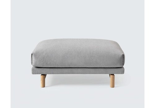 MUUTO REST sofa : pouf  (10002) steelcut trio 133