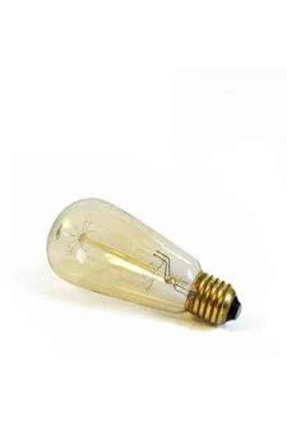 Bulb - Atelier Cylinder Amber