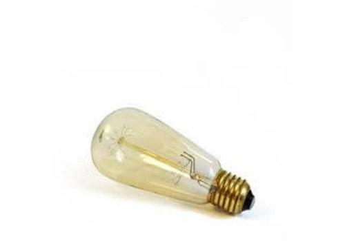 Frama Bulb - Atelier Cylinder Amber