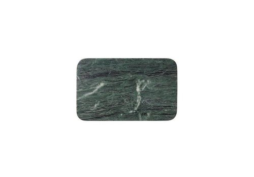 Louise Roe Gustav plate - Green marble
