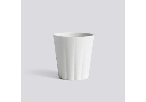 HAY Iris mug - round off white