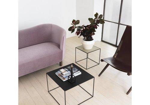 Bylassen Twin table 49 - black frame