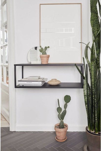 Grid Wall Shelf