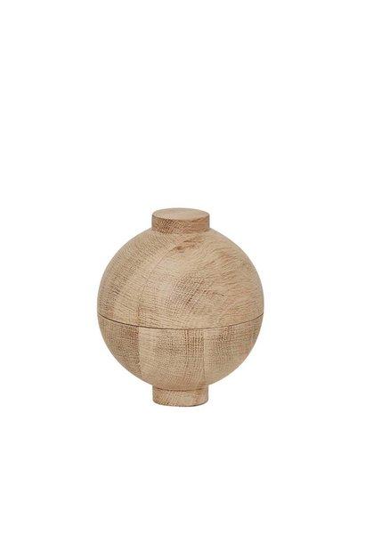 Wooden sphere - Dia.12