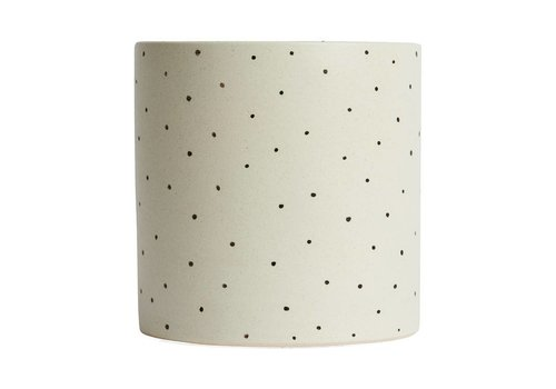 OYOY why-not - cylinder - off white dots