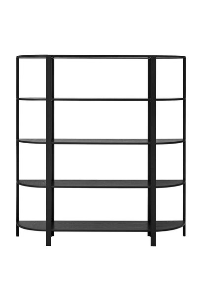 Omni shelving system - high single