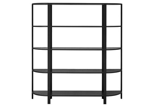 AYTM Omni shelving system - high single