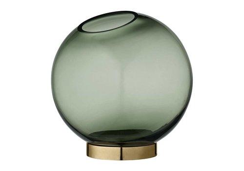 AYTM Globe vase with stand - Medium