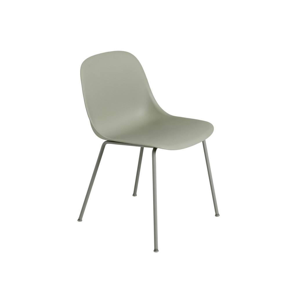 Fiber side chair tube base-3