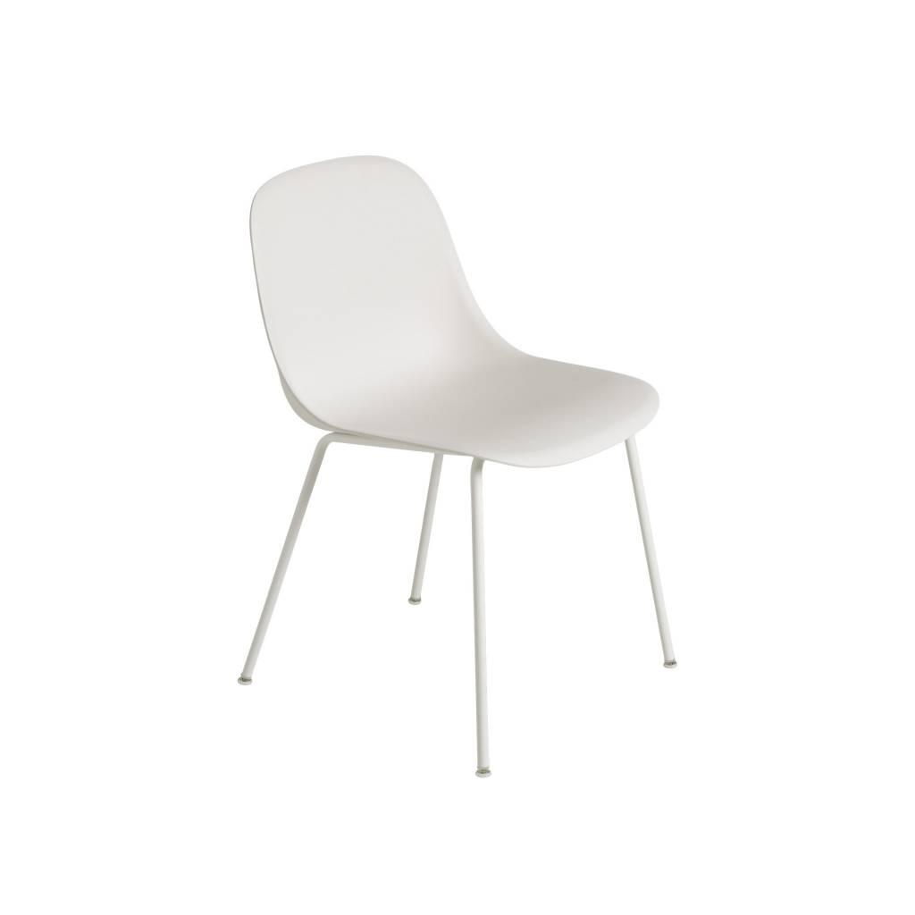 Fiber side chair tube base-1