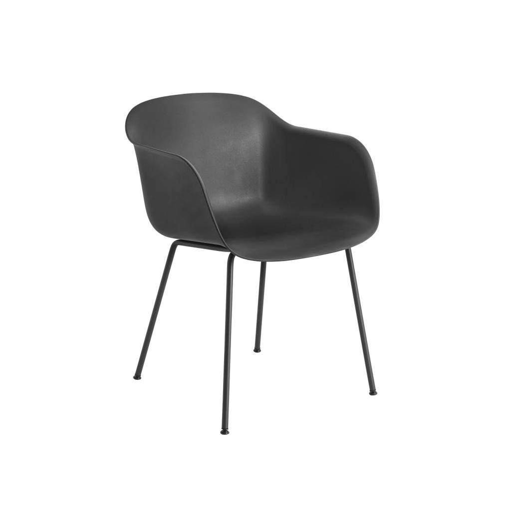 Fiber armchair tube base-3
