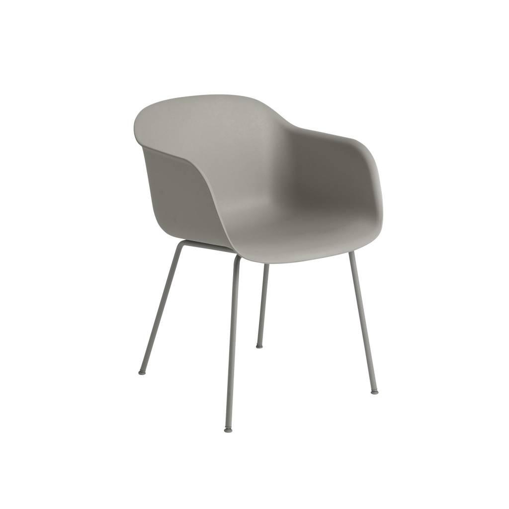 Fiber armchair tube base-4