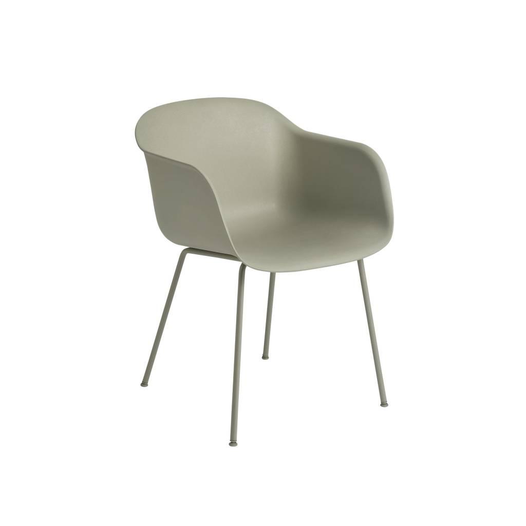 Fiber armchair tube base-5
