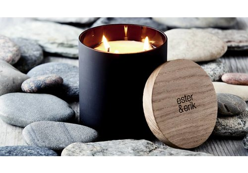 Ester & Erik Scented candles - 3 wicks