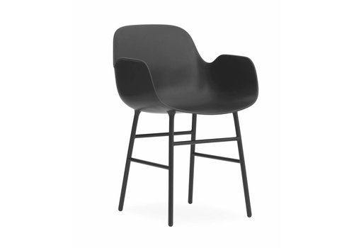 Normann Copenhagen Form Armchair tube base