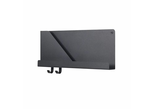 MUUTO Folded Shelves - Small - Black