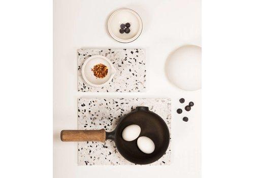 OK Design Confetti board black & white