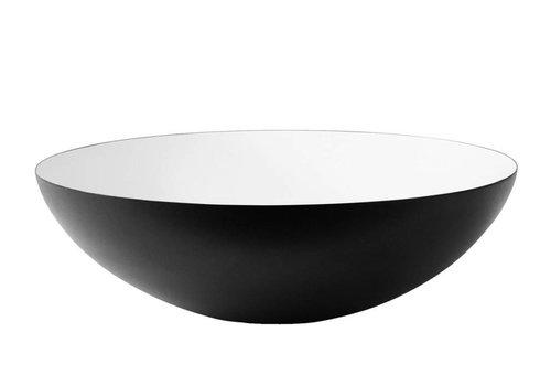 Normann Copenhagen Krenit bowl - black - '… 38