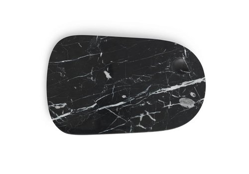 Normann Copenhagen Pebble Board Large Black 330531