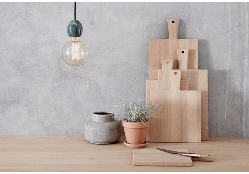 Andersen Serving board - Oak - 60 x 25cm