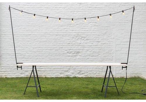 Light My Table - short - 200 tot 250 - 8 fittingen