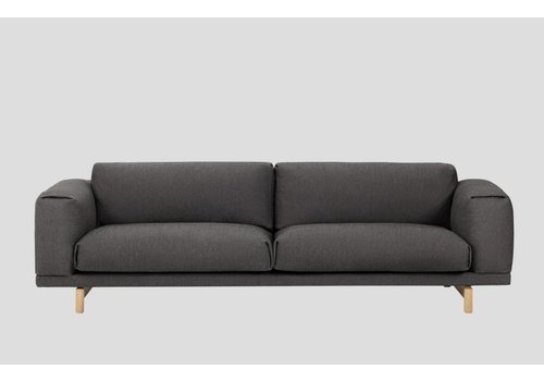 MUUTO REST sofa : 3-seater