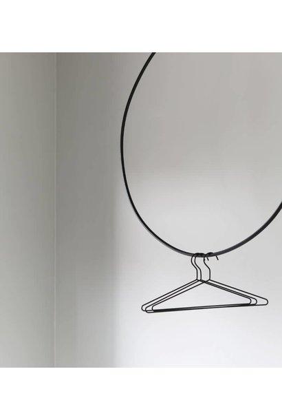 Clothing rail round grande 110 x dia80