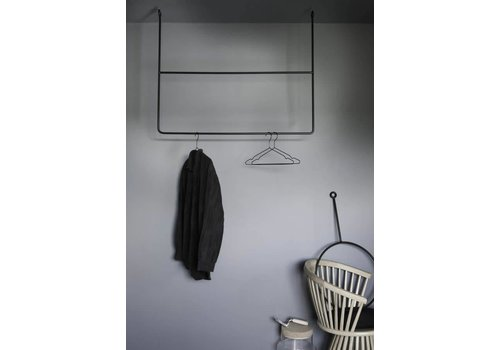 Annaleena Clothing rail rectangle 100x80