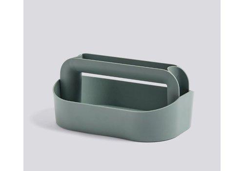 HAY Tool box - dusty green