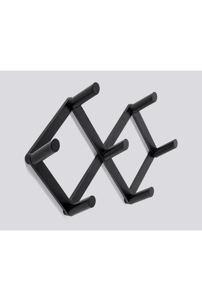 Coat rack - black