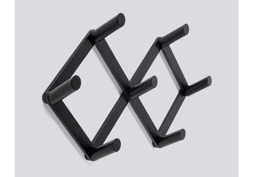 HAY Coat rack - black