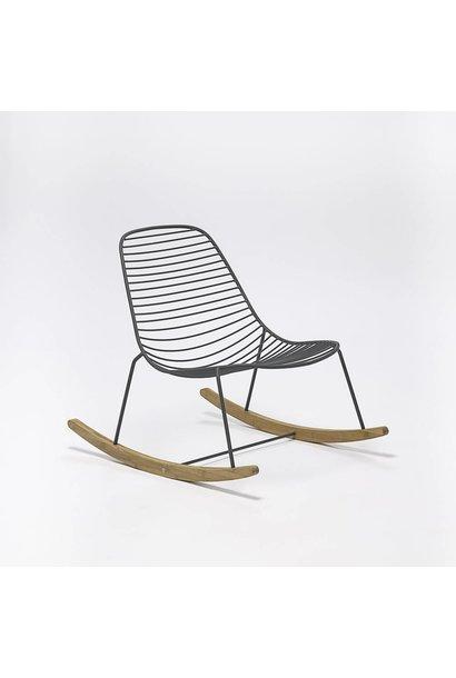 HOUE Sketch Rockingchair - grey