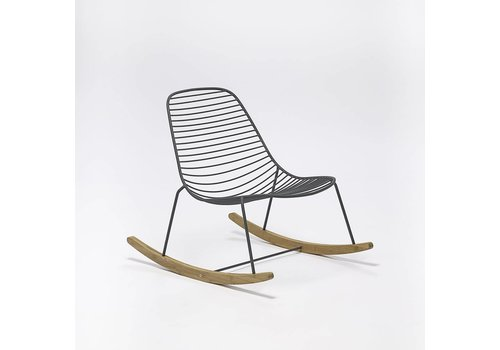 HOUE HOUE Sketch Rockingchair - grey