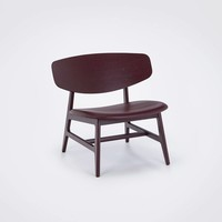 Siko lounge chair colored