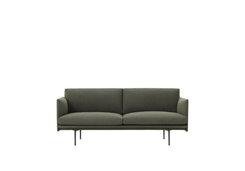 MUUTO Outline 2 seater fiord 961