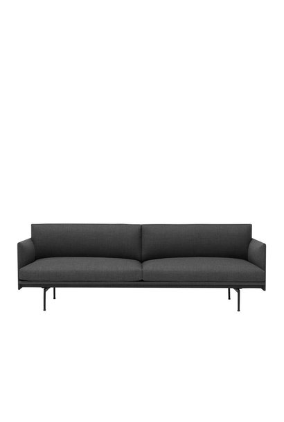 Outline 3 seater