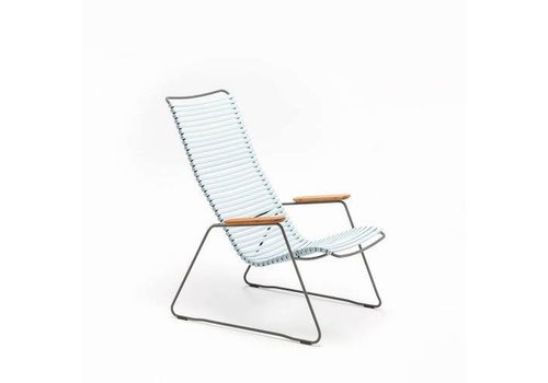 HOUE Click Lounge Chair 10811-8018 Dusty Light Blue