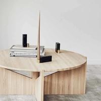 Table XL - Kristina dam - oak natural