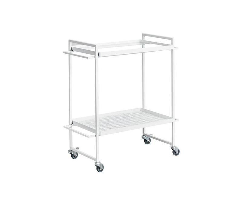 Bauhaus Trolley - white