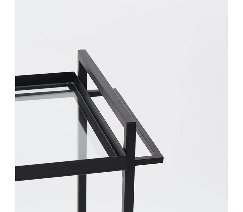 Bauhaus Trolley Black