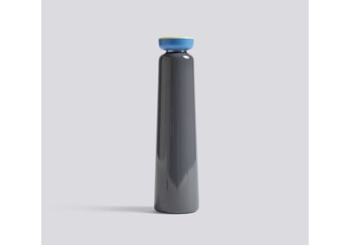 HAY Sowden fles 0,5l Grijs