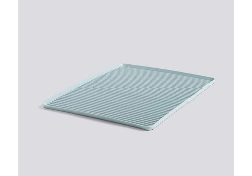 HAY Dish drainer - tray light blue
