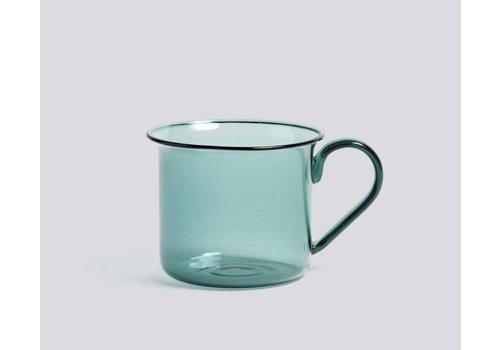 HAY Borosilicate - kopje aqua