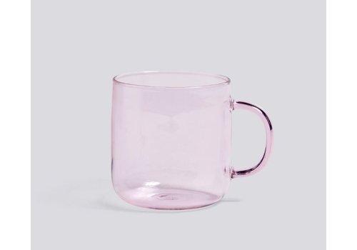 HAY Borosilicate - mok roze