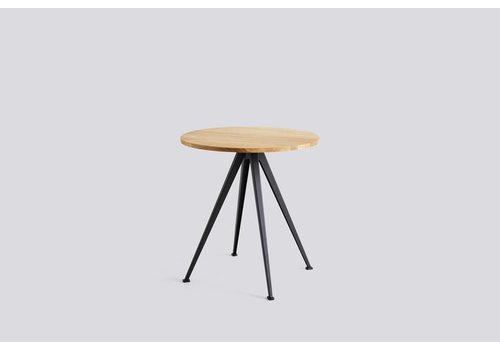 HAY Pyramid coffee table black frame