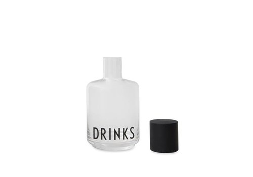 Design Letters Drinks Carafe 0.5 liter