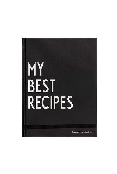 My best recipes notebook